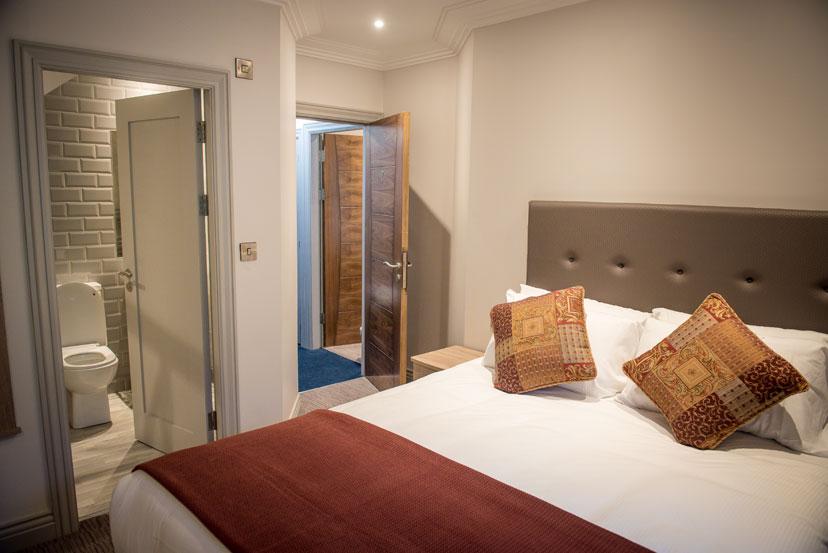 Double Room at Tatler Jack, Killarney