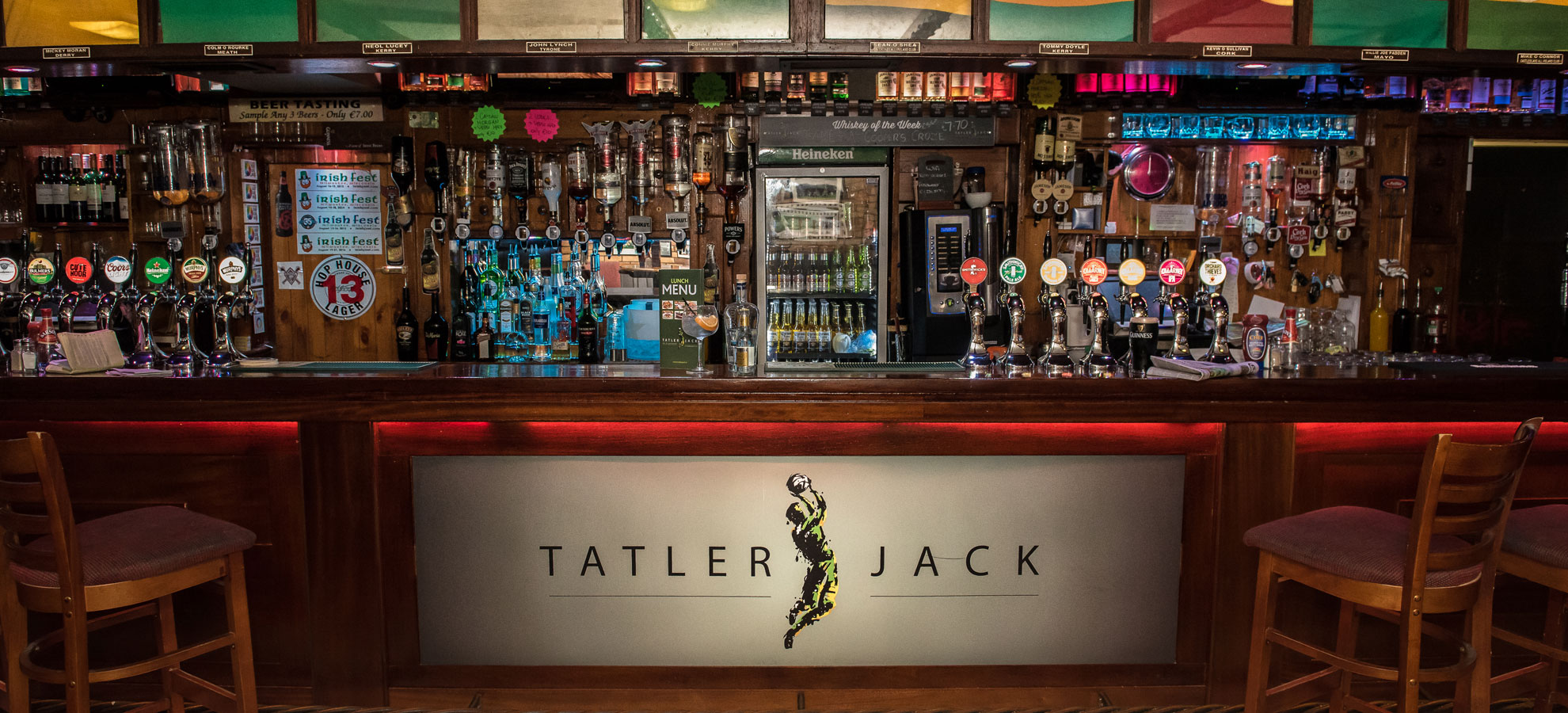 Killarney Bar - Tatler Jack