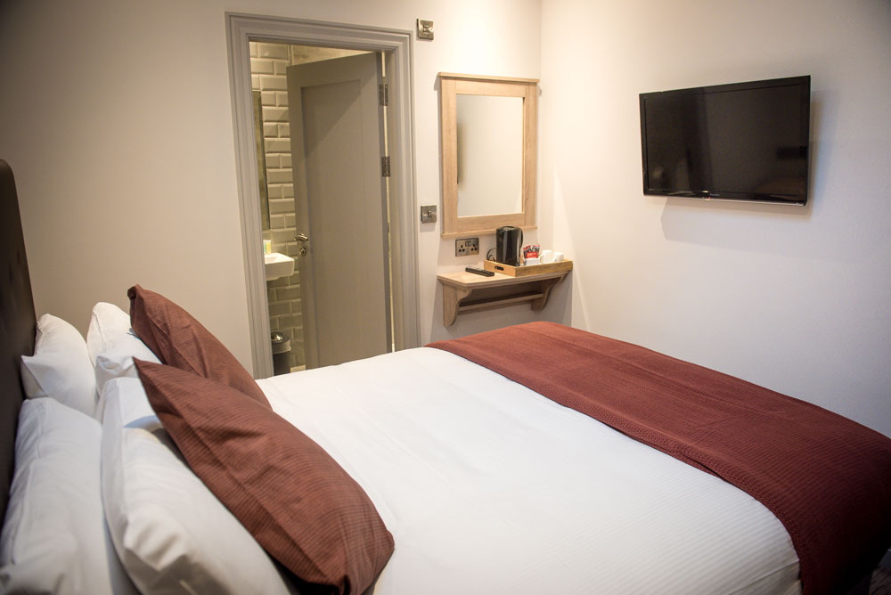Double Rooms at Tatler Jack, Killarney