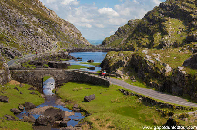 Gap of Dunloe Boat Tours