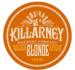 Killarney Brewing Company - Golden Spear