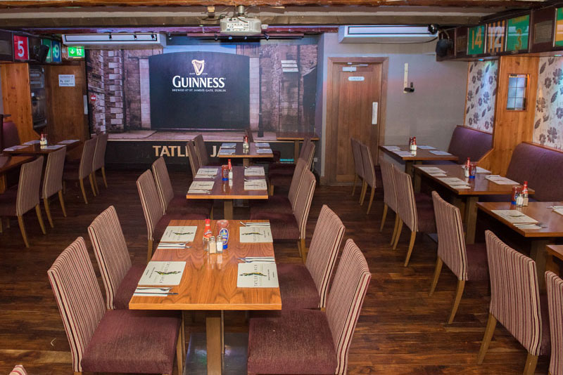 Killarney Restaurant -Tatler Jack